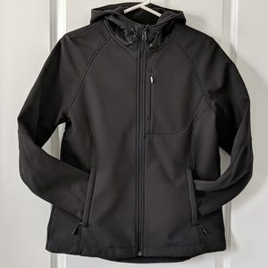 Kirkland Signature Black Softshell Jacket